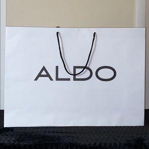 ALDO PAPER SHOPPING BAG SIZE XL